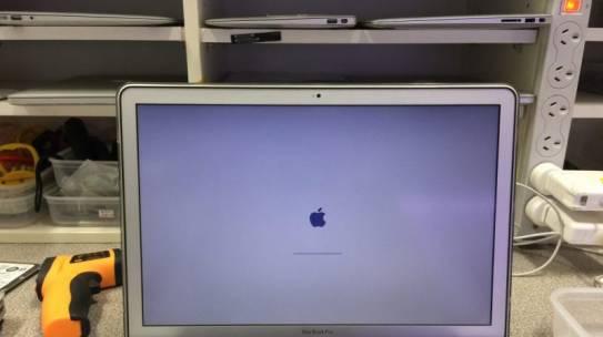 MacBook Pro GPU Failure Fix