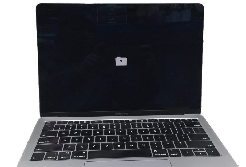 How To Fix Mac Question Mark Folder It Tech Online